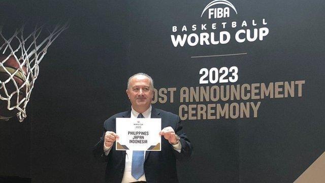 جام جهانی 2023 بسکتبال هم در آسیا خواهد بود