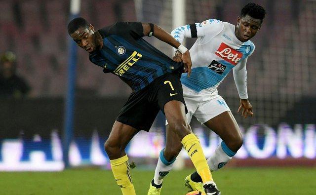 شکست سنگین اینتر برابر ناپولی در لیگ ایتالیا