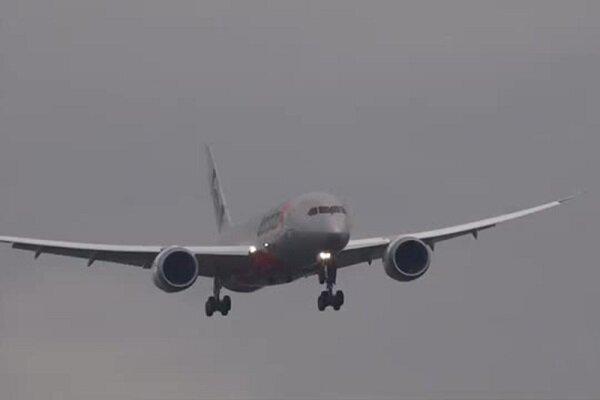 موتور هواپیماهای مسافری داخل کشور تعمیر می گردد