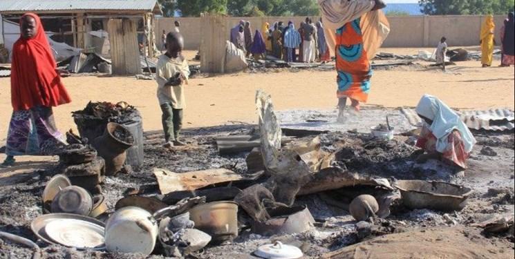 حمله بوکوحرام به یک دهکده مسیحی نشین در شمال شرقی نیجریه