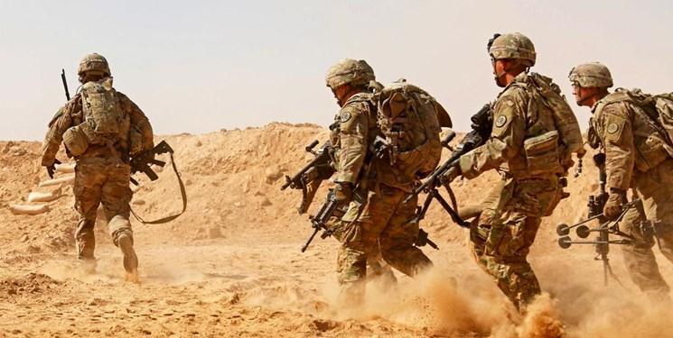 نیوزویک: 11 تا 14 راکت به پایگاه K-1 در عراق شلیک شده است
