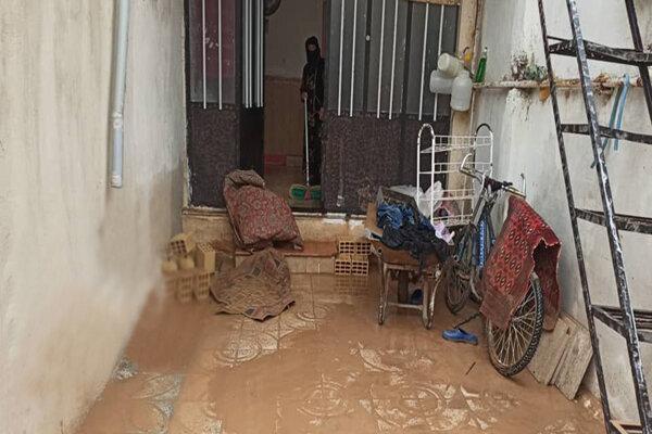 خسارت سیل به 853 واحد مسکونی در بروجرد