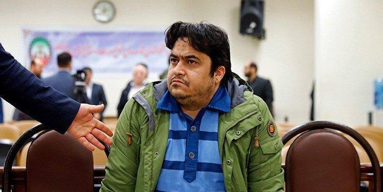 افشای اسامی موسسین آمدنیوز ، روح الله زم: بعد از مکرون سنگین ترین تیم حفاظت برای من بود