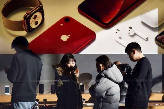 حمله 34 میلیارد دلاری کرونا به اپل