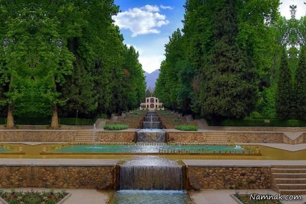 جذابیت های دیدنی باغ شاهزده ماهان کرمان