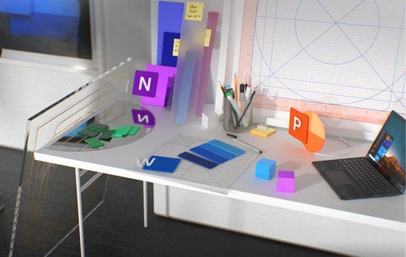 مایکروسافت انتشار آیکون های جدید ویندوز 10 را شروع کرد