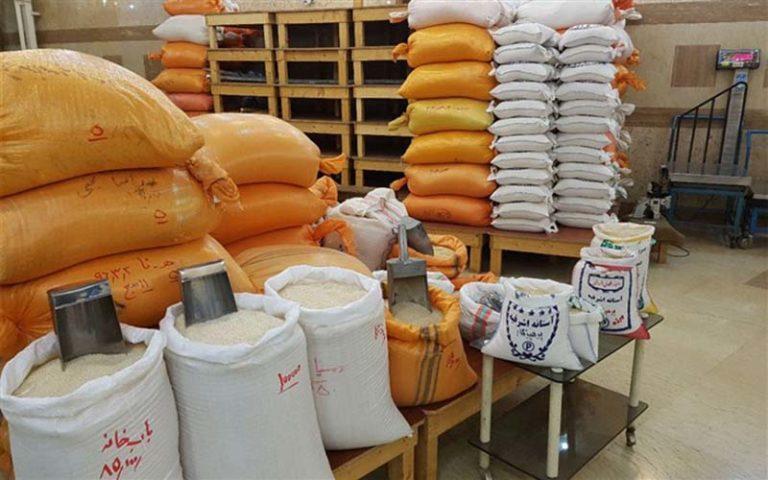 اندر احوالات بازار برنج در ایام پایانی سال، نرخ برنج ایرانیِ شب عید اعلام شد