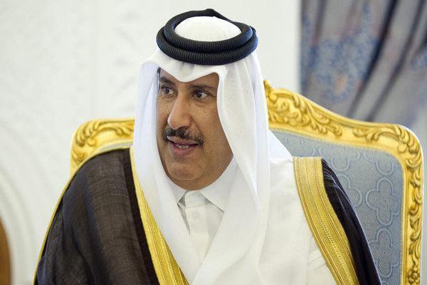 پست کنایه آمیز مقام سابق قطر درباره کمبود مواد غذایی در عربستان