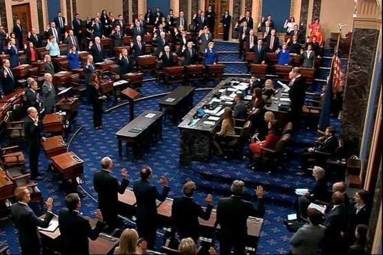 رد پیشنهاد تعطیلی کنگره آمریکا به علت شیوع کرونا