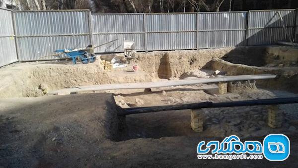 دفن تاریخ 6 هزار ساله اصفهان