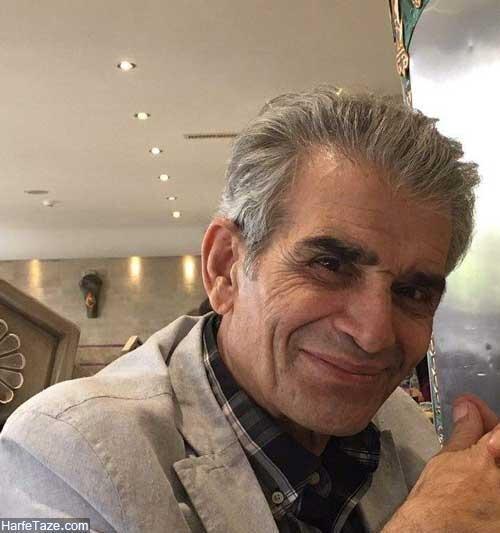 محمد شیری از کرونا و تماشای پدر سالار گفت