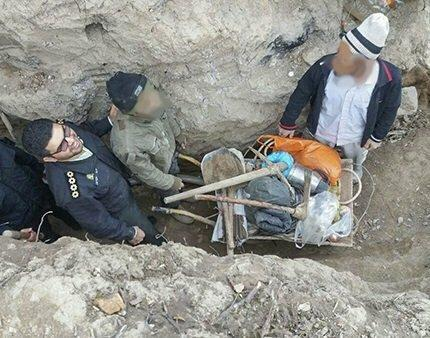 دستگیری 6 نفر حفار غیرمجاز در کهگیلویه و بویراحمد