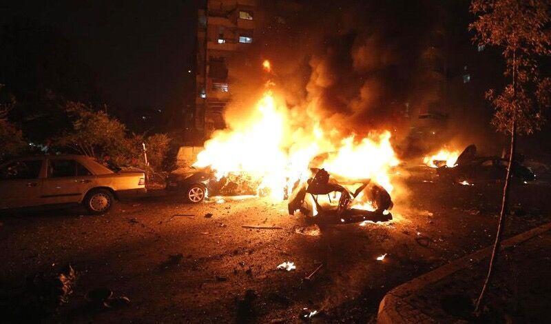 خبرنگاران رسانه ها از کشته و زخمی شدن 86 تن بر اثر انفجار در شمال سوریه خبر دادند