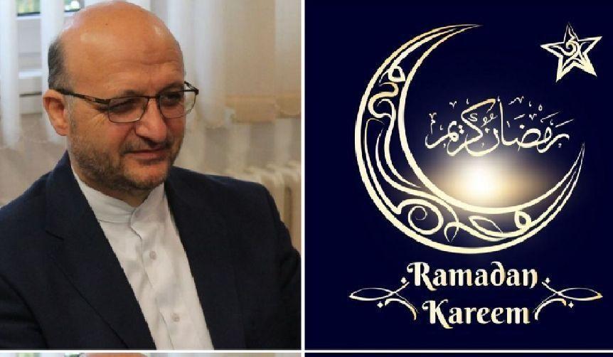 خبرنگاران سفیر ایران، آغاز ماه رمضان را به مقامات و ملت بوسنی و هرزگوین تبریک گفت