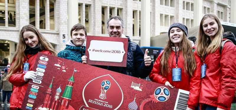 راهنمای خرید بلیط مسابقات جام جهانی روسیه