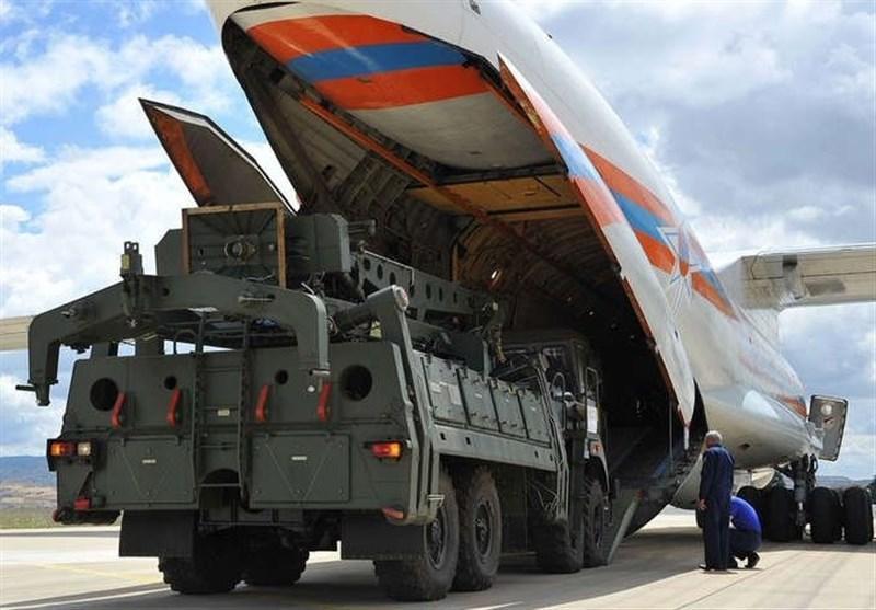 توافق ترکیه و روسیه برای انتقال دومین محموله سامانه موشکی اس 400