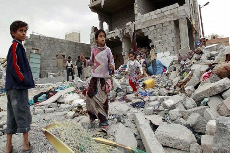خبرنگاران یمن اقدام سازمان ملل در حذف نام عربستان از فهرست کودک کشی را محکوم کرد