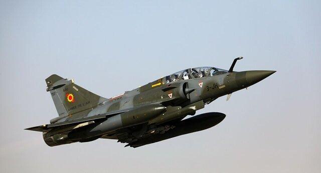 فرانسه به تونل های زیرزمینی داعش در عراق حمله کرد