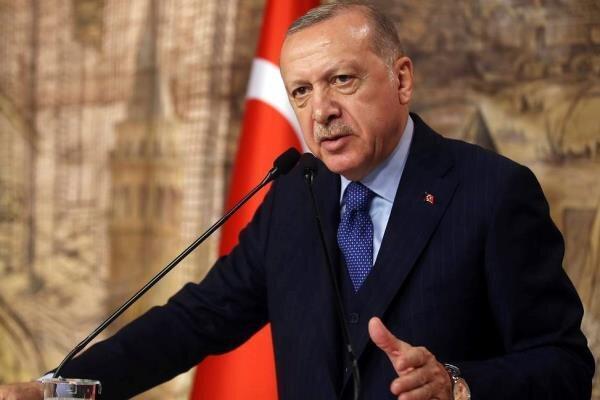 اردوغان: اتحادیه اروپا استاندار های دوگانه ای دارد
