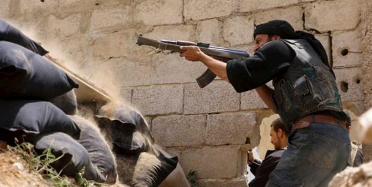 درگیری میان گروه های تحت حمایت ترکیه و آمریکا در سوریه