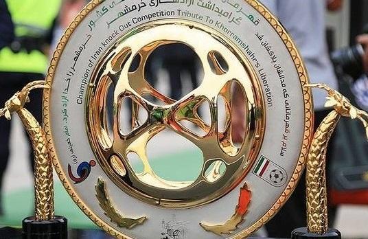 قرعه کشی نیمه نهایی جام حذفی سه شنبه برگزار می شود
