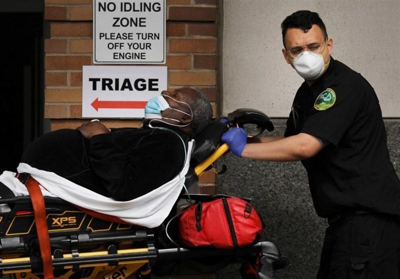 تعداد قربانیان ویروس کرونا در آمریکا به بیش از 181 هزار نفر رسید