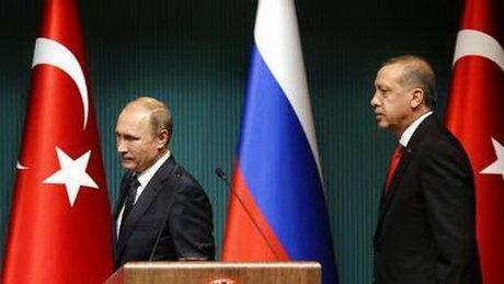 سوریه محور رایزنی روسیه و ترکیه