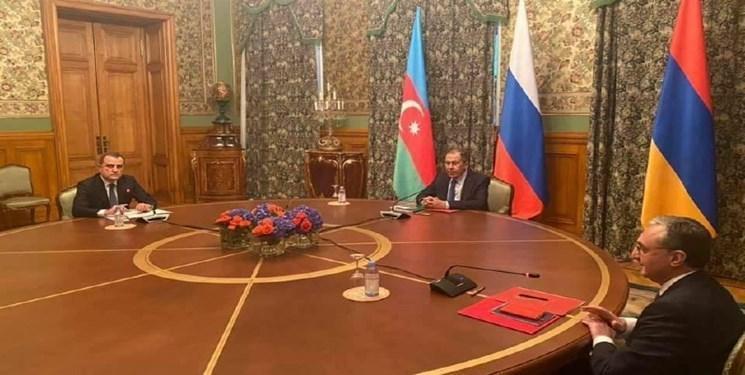 مسکو: باکو و ایروان بر پایبندی به آتش بس تأکید دارند