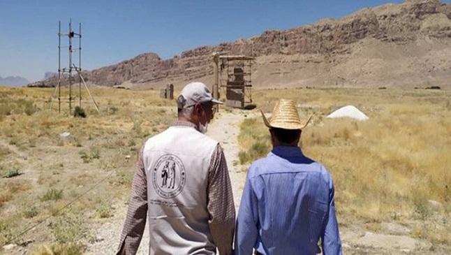 انتها فصل سوم آنالیز و تهیه نقشه باستان شناسی دشت مرودشت با شناسایی 260 اثر و محوطه تاریخی