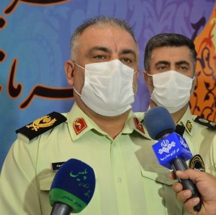 رمزگشایی از 25 فقره سرقت در شهریار