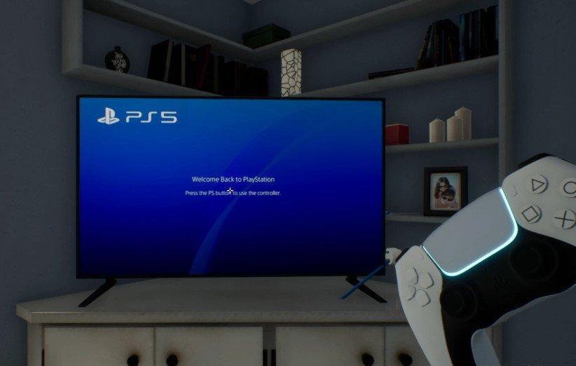 با شبیه ساز PS5، کنسول را مجانی به خانه بیاورید!