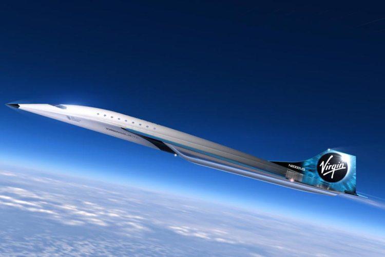 سریع ترین هواپیما دنیا طراحی شد