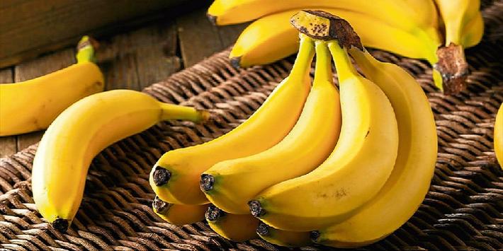 تضمین سلامت بدن با مصرف موز