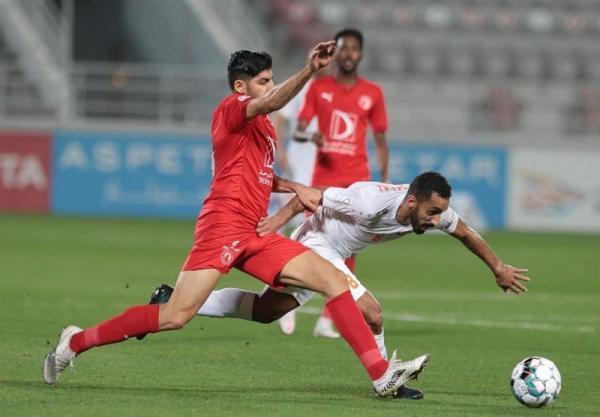 لیگ ستارگان قطر، تساوی الدحیل، العربی و ام صلال