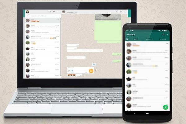 افزودن تماس صوتی و ویدیویی به واتس اپ وب