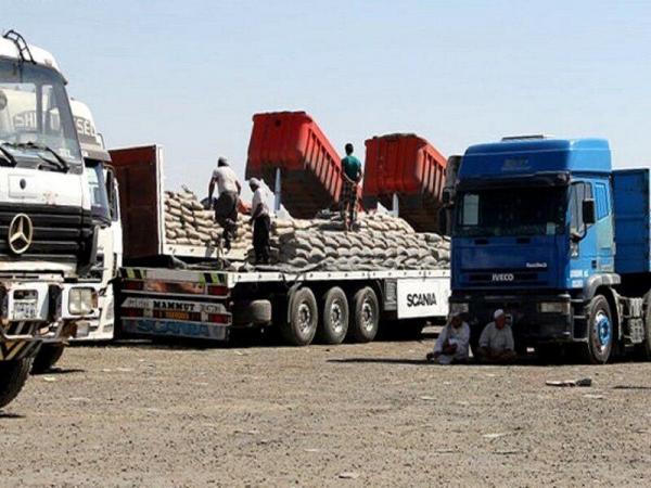 خبرنگاران فرایند عادی صادرات کالای غیرنفتی از مرز تجاری چذابه ادامه دارد