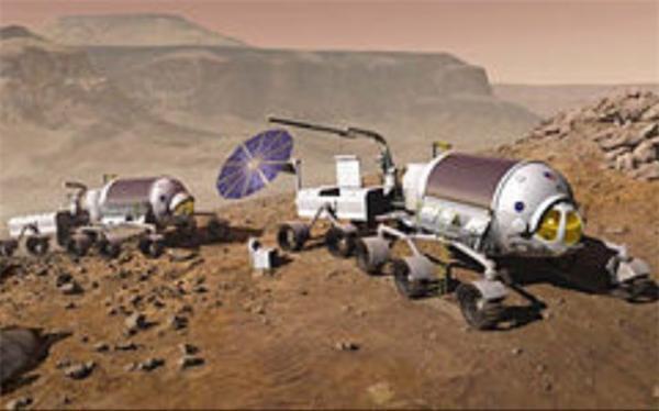بشر در مریخ چه می نماید؟
