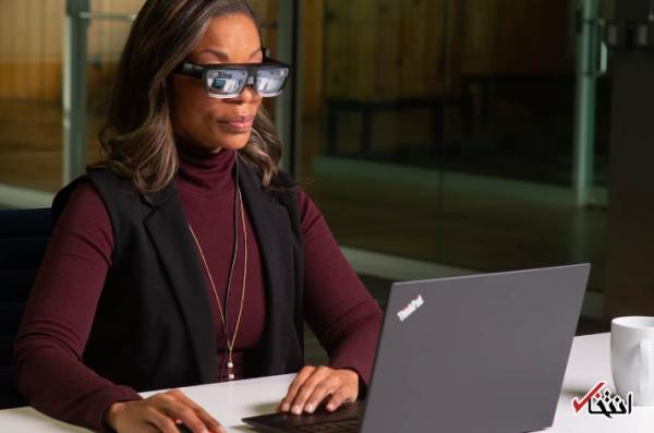عینک واقعیت افزوده لنوو با چشم اندازی از آینده