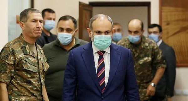 سازمان امنیت ملی ارمنستان خواهان حفظ ارامش مردم شد