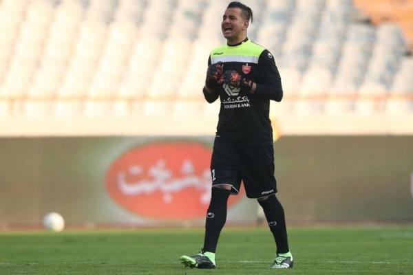 رکورد عجیب حامد لک در لیگ برتر