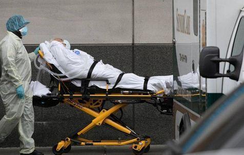 کرونا در آمریکا جان 3400 نفر دیگر را گرفت