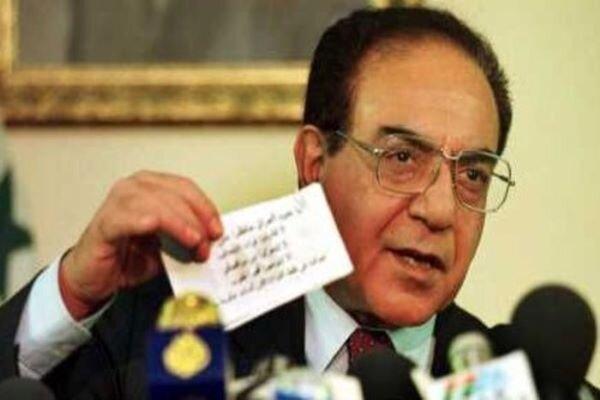 وزیر اطلاع رسانی و فرهنگ رژیم صدام معدوم مُرد