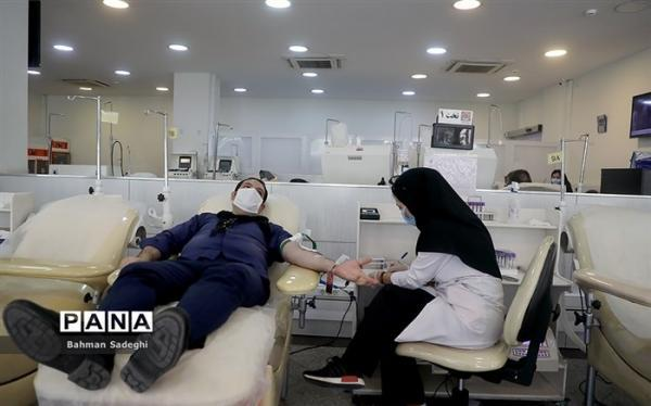 اعلام مراکز فعال انتقال خون استان تهران در ایام نوروز