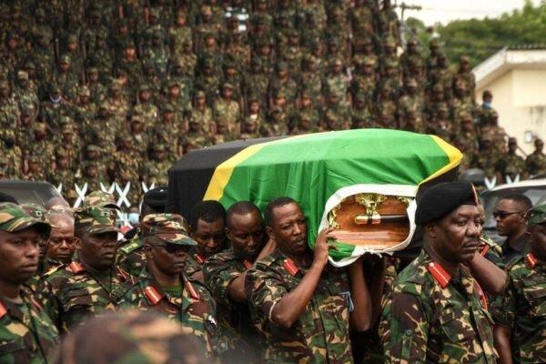 فوت 45 نفر در تانزانیا در پی ازدحام جمعیت