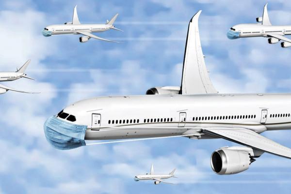 ممنوعیت پرواز مستقیم و غیرمستقیم به 21 کشور