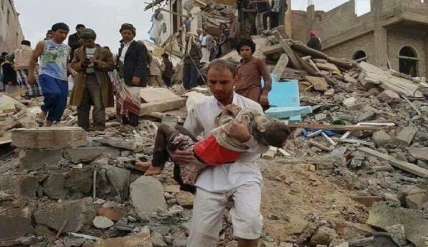 تشدید حمله جنگنده های سعودی به یمن، پاسخ یمن؛ حمله به فرودگاه جیزان و پایگاه ملک خالد