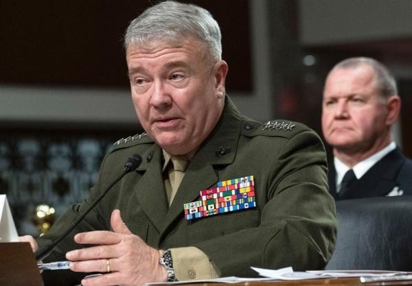 فرمانده سنتکام: به زودی بغداد را ترک نخواهیم کرد ، ما به درخواست دولت عراق در این کشور هستیم