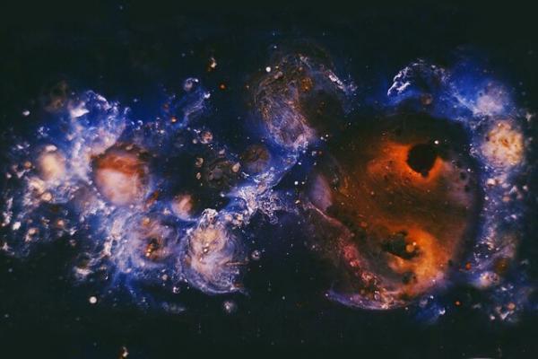 تلسکوپ هابل شاهد انفجار یک ستاره بود