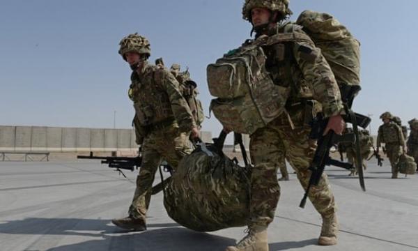 احتمال کشته شدن سربازان انگلیسی در افغانستان دو برابر آمریکایی ها بود