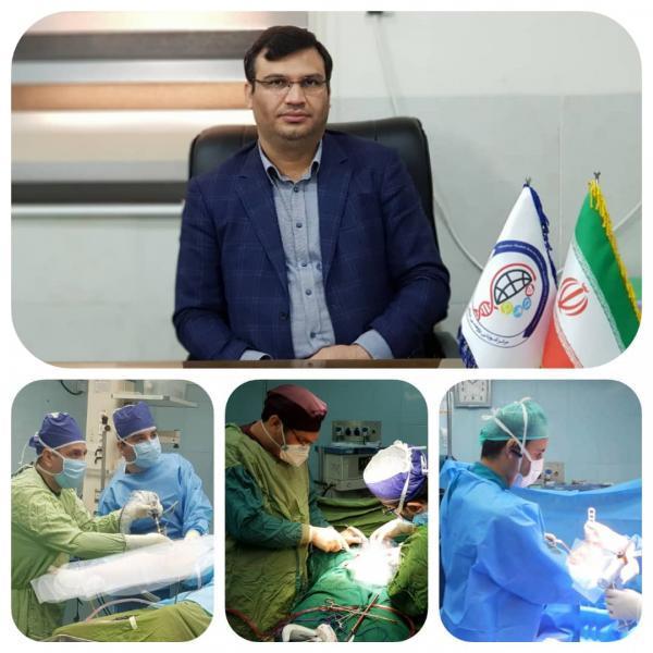 5 هزار و 500 عمل جراحی در بیمارستان شهید بهشتی آبادان انجام شد